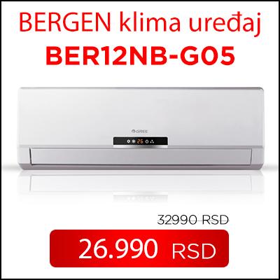 BERGEN klima uređaj BER12NB-G05 - Cool Shop