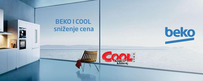 BEKO I COOL JANUARSKO SNIŽENJE - Cool Shop