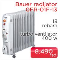 Bauer radijator 0FR-01F-13 - Cool Shop