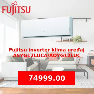General inverter klima uređaj ASHG12LLCC - Cool Shop