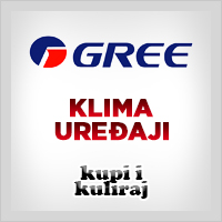 Gree klima uređaji - Cool Shop