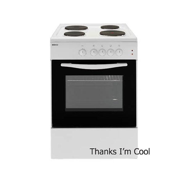 Beko šporet CSS 66002W - Cool Shop