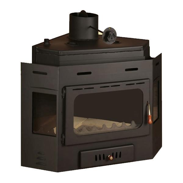 Prity kamin sa kotlom za etažno grejanje A V16 - Cool Shop
