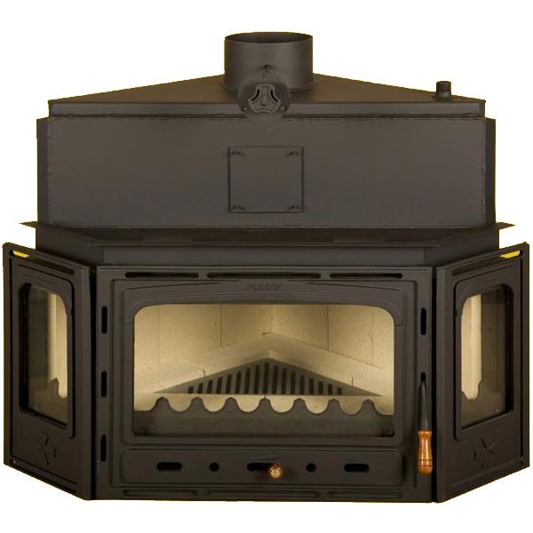 Prity kamin sa kotlom za etažno grejanje  ATC V20 - Cool Shop