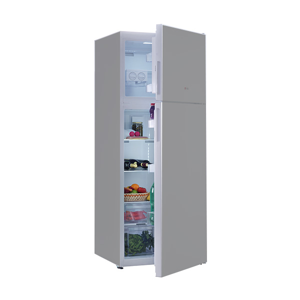 Vox kombinovani frižider NF 465 No Frost Inox - Cool Shop