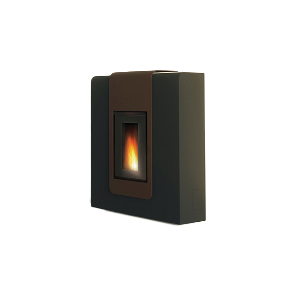 Alfa Plam peć na pelet sa kotlom za grejanje Calux Xila Idro - Cool Shop