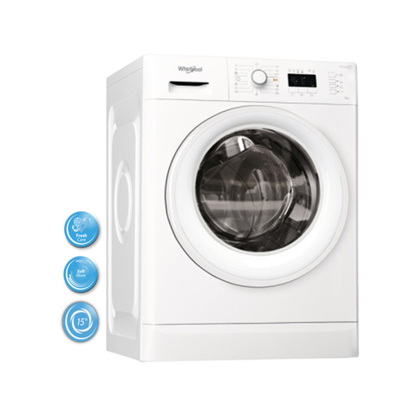 Whirlpool mašina za pranje veša FWL 61252 W - Cool Shop