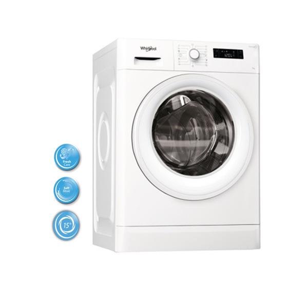 Whirlpool mašina za pranje veša FWF71253W - Cool Shop