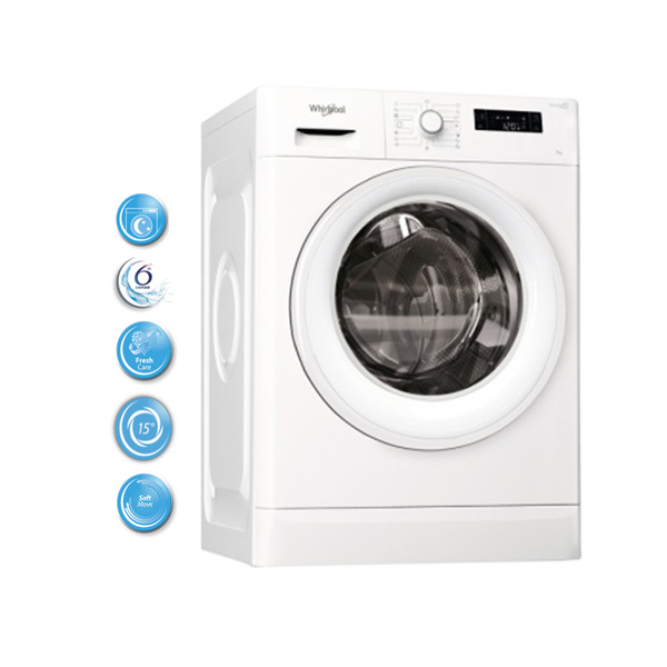 Whirlpool mašina za pranje veša FWF71483W - Cool Shop