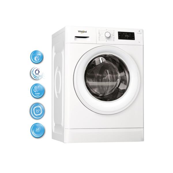 Whirlpool mašina za pranje veša FWG71284W - Cool Shop