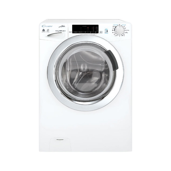 Candy mašina za pranje i susenje veša GVSW 485TC-SI  - Cool Shop