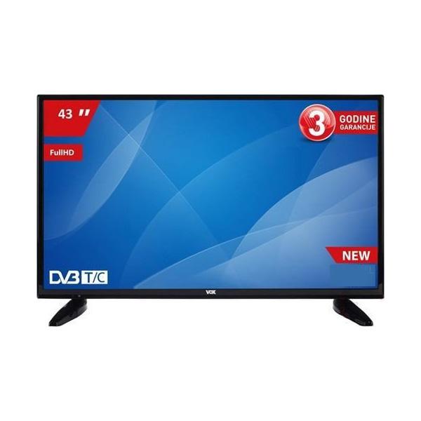 Vox televizor led  43DSA311G - Cool Shop