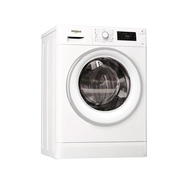 Whirlpool mašina za pranje i sušenje veša FWDG96148WS EU - Cool Shop