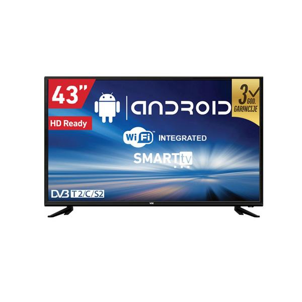 Vox televizor ANDROID TV LED 43ADS311G - Cool Shop