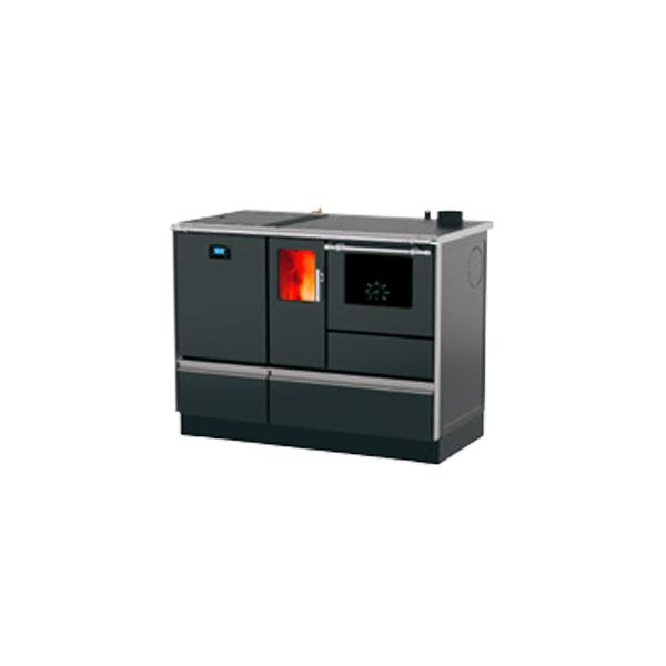 Alfa plam štednjak na pelet za etažno grejanje ALFA TERM 20 PELET - Cool Shop