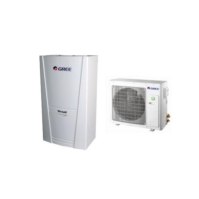 GREE Visokotemperaturna toplotna pumpa vazduh-voda Inverter VERSATI II + 10 - Cool Shop