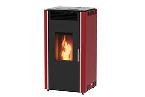 Alfa plam peć na pelet Luca 12 - Cool Shop