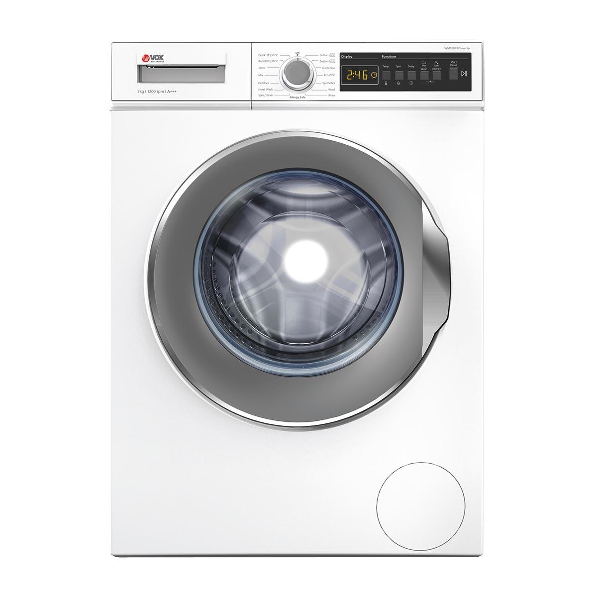 VOX Mašina za pranje veša WM 1270 T2 - Cool Shop