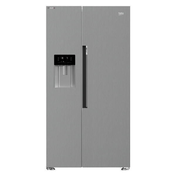 Beko side by side frižider GN162341XBN - Cool Shop