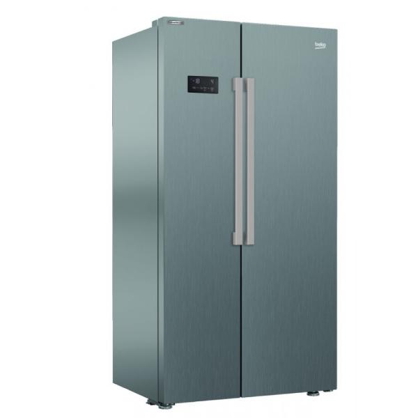 Beko side by side frižider GNE64021XB - Cool Shop