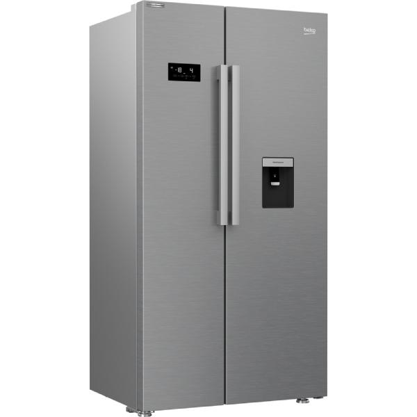 Beko side by side frižider GNE63521DXB - Cool Shop