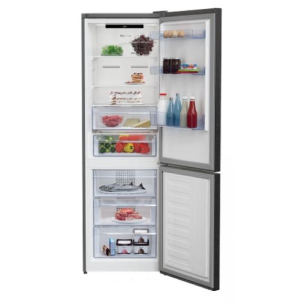Beko kombinovani frižider RCNA366E40ZXBRN - Cool Shop