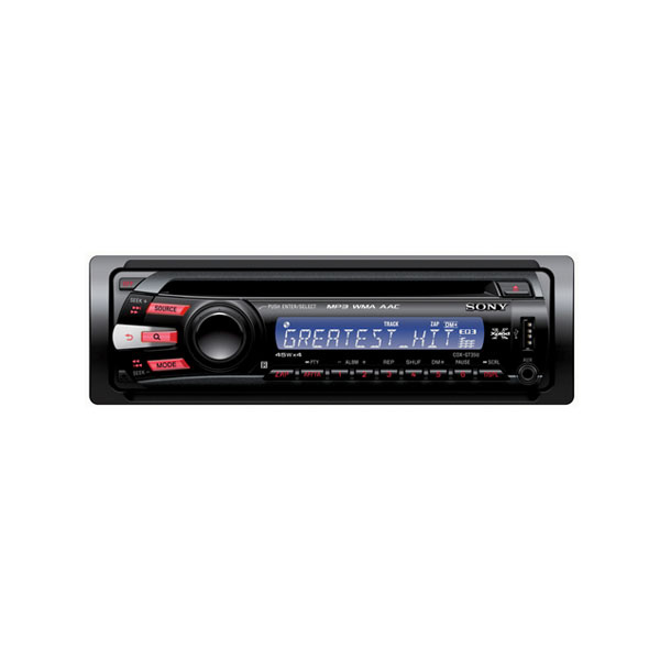Sony auto radio CDX-GT35U - Cool Shop