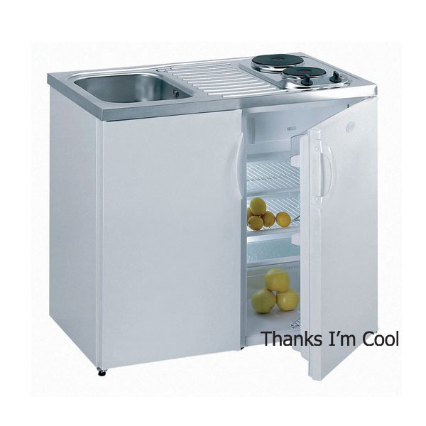 Gorenje mini kuhinja MK 100 S-L4 - Cool Shop
