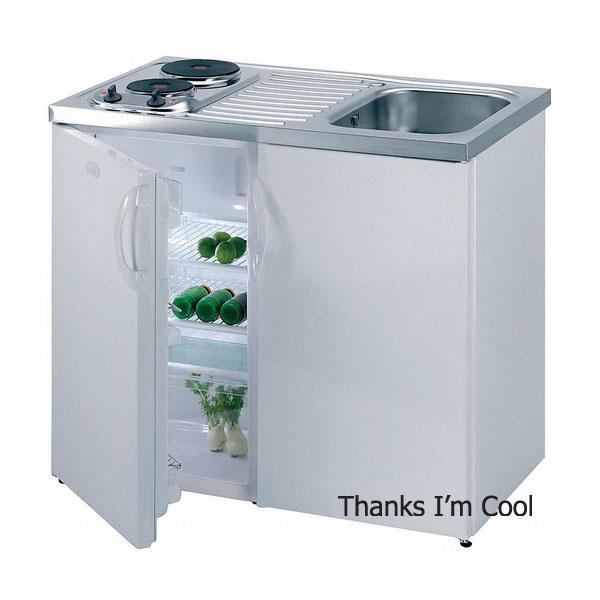 Gorenje mini kuhinja MK 100 S-R - Cool Shop