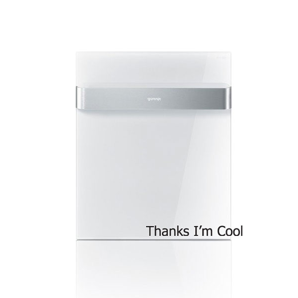 Gorenje dekorativna ploča - mašina za pranje sudova DPP-ORA-W - Cool Shop