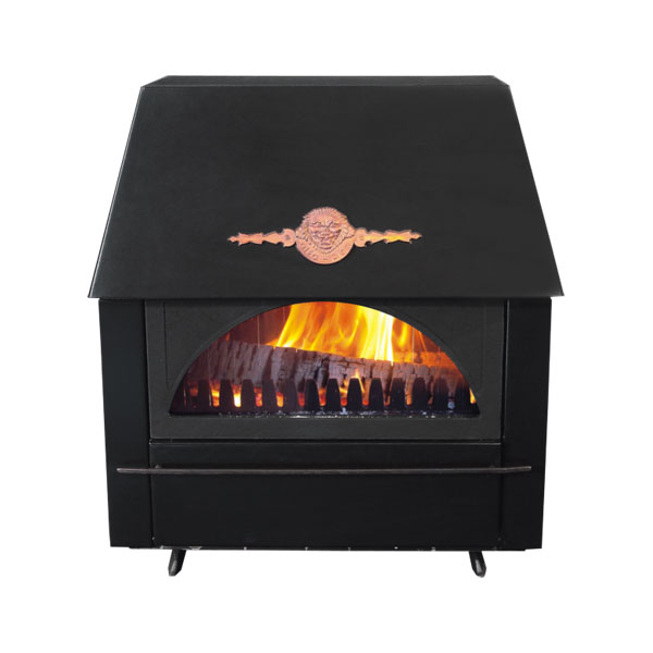 Alfa Plam kamin za etažno grejanje Rustikal/Rustik - Cool Shop