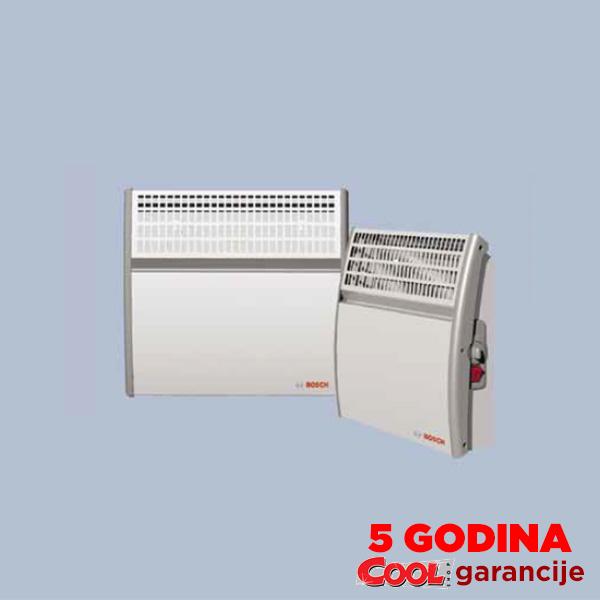Bosch Tronic 1000 električni pločasti konvektor EC 1000-1 WI