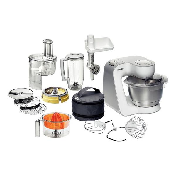 Kuhinjski uređaj Styline bela / srebrna MUM54251 - Cool Shop